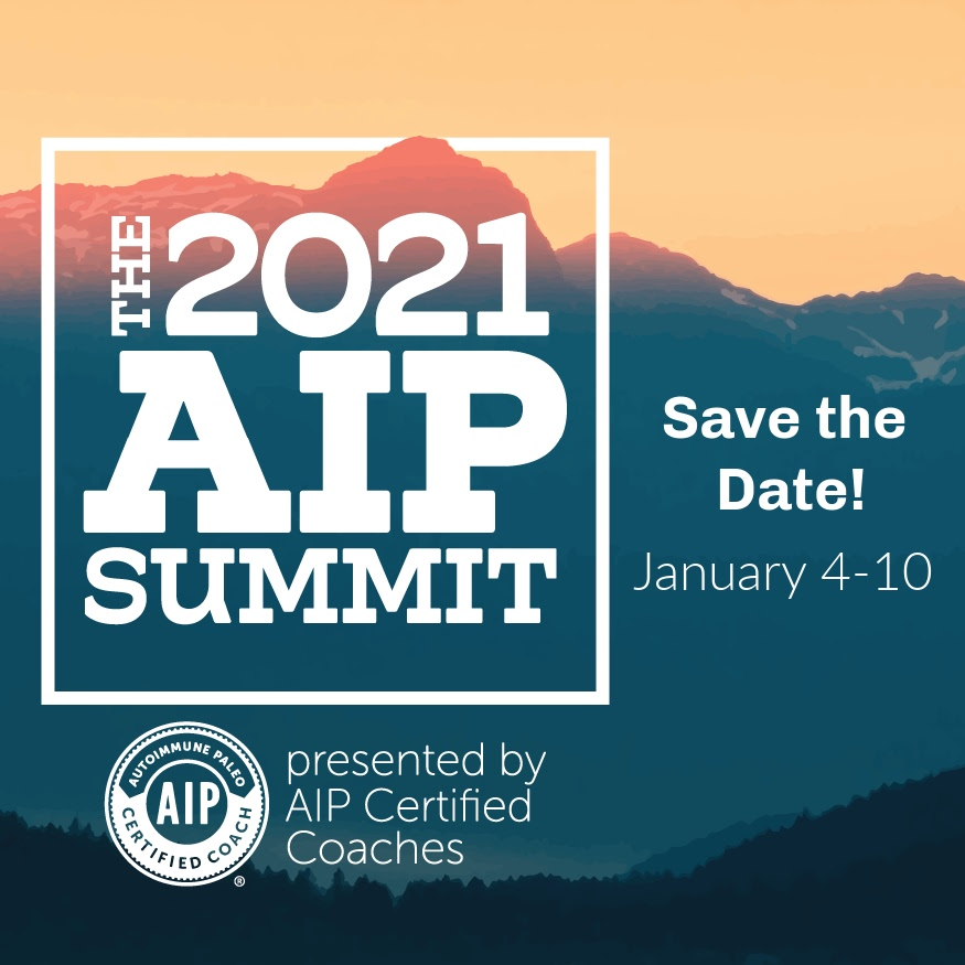 2021 AIP Summit - January 4-10, 2021 Image