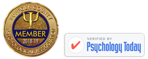 Psychology Today Member Suffolk County Badge